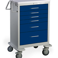 Waterloo Steel Anaesthesia Cart - UTGKU-433369-DKB