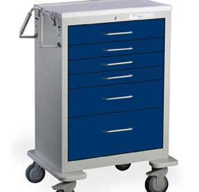 Anaesthesia Cart - Steel | Waterloo - UTGKU-333369-DKB