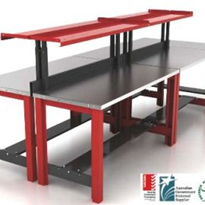 Industrial Workbenches | Boscotek
