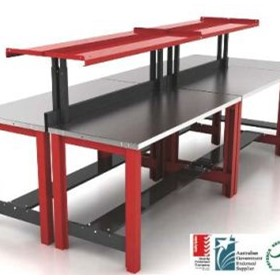 Industrial Workbenches | Storetek