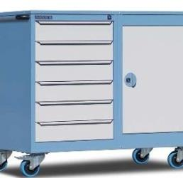 Bench & Tool Trolleys | Mobilework