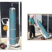 Handtruck with Gas Bottle Cradle | N4