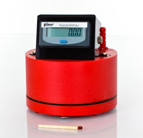 Gas Flow Meter - Milligascounter | Ritter by Ross Brown Sales