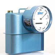 Bellows-type Gas Flow Meters - BG-Series (Dry-Type)