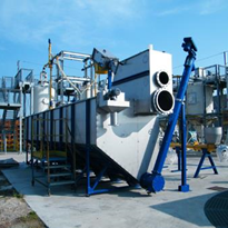 Mechanical Waste Water Pre-treatment - SPECO® WASTEMASTER® TSF V01