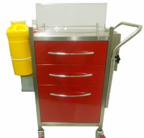 S & N Pathology Trolley - SP627