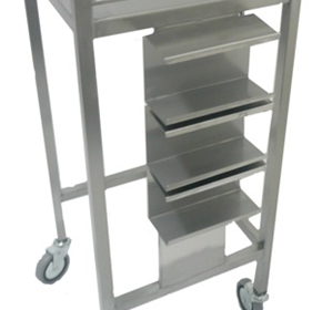 Infection Control Trolley - SP406.1