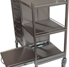 Anaesthetic Trolley | SS76