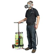 Supplied-air Respirator Spiroline