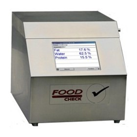 Benchtop Cheese Analyser | FoodCheck