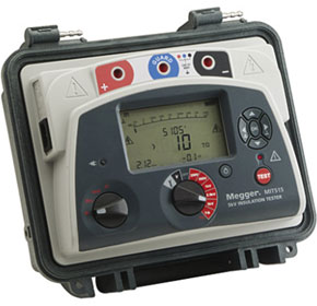 MIT515 5kV Insulation Tester UK/EURO