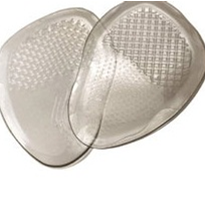 Pair of Invisible Forefoot Cushions | AH-IFC