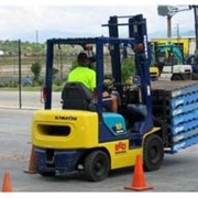 Forklift Licence Training