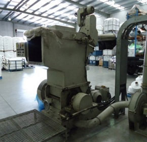 Used Extrusion Line | Sikoplast