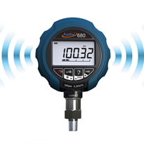 Wireless & Logging Pressure Gauge | ADT 680