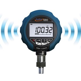 Wireless Data Logging Digital Pressure Gauge | ADT 680 Series