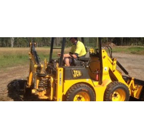 Backhoe Course