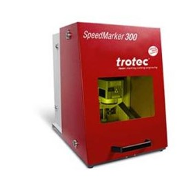 Laser Marking Machine | SpeedMarker 300