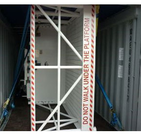 Secure Industrial Storage