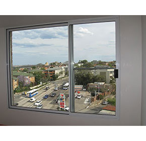 Secondary Aluminium Window System | Soundtite