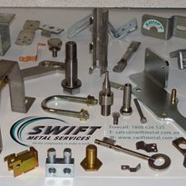 Metal Swaging, Stamping, Forming & Pressing | Swift Metal