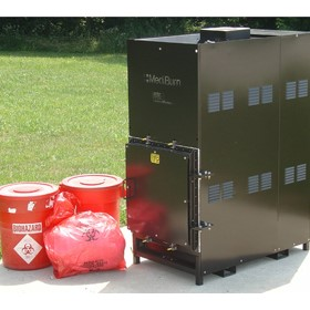 Portable Medical Waste Incinerator | MediBurn