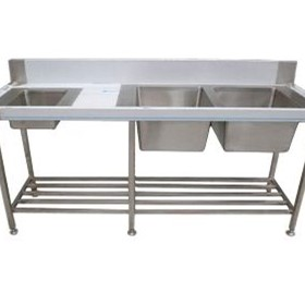 Stainless Steel Benching