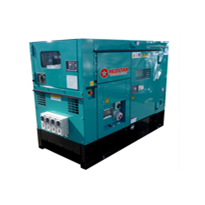 "Redstar launch the new ""Series 2"" Denyo generators."