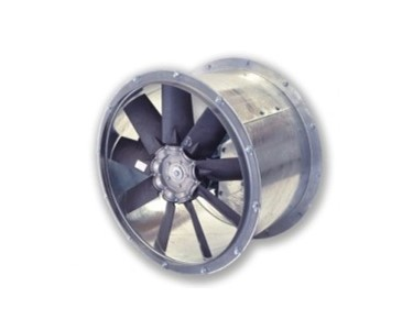 Kitchen Inline Axial Fan | MUA Series