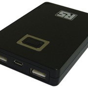 5000mAh Li-Ion Rechargeable Power Bank