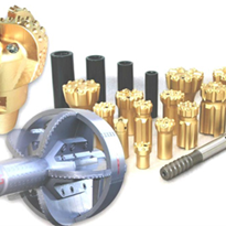 Rotary and Percussive Drill Bits | PDC