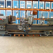 SOLD Industrial Lathe Used | VDF Boehringer | V800