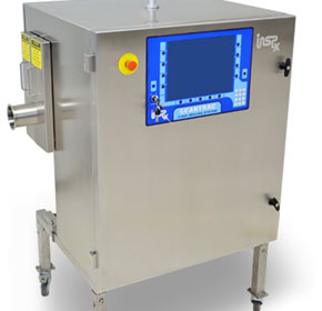 X-Ray Inspection & Checkweighing System for Food & Beverage | INSPX