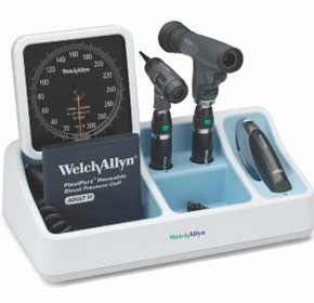Diagnostic Desk System | Welch Allyn Green Series™