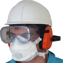 Disposable Filtering Facemasks | FFP3