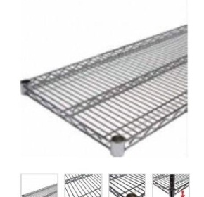 PharmaMesh Wire Shelves | Nickel/Chrome & Stainless Steel