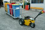 Battery Electric Tug | Alitrak Australia TT900