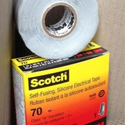 Silicone Rubber Tape | 3M Scotch 70