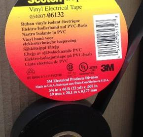 Vinyl Electrical Tape | 3M Scotch Super 33+