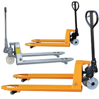 Industrial Pallet Trucks | 31020, 31021 & 31022