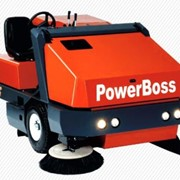 Ride On Industrial Floor Sweepers | Hako Powerboss Atlas