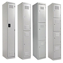 Standard Lockers | BizOffice