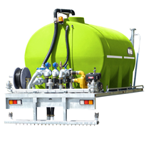Truck Mounted Dust Suppression Slip On Unit | TTi FloodRite