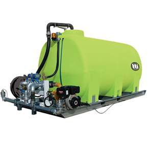 Dust Suppression Unit | TTi Rapid Flood