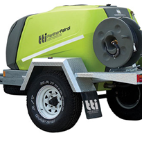Pressure Wash Single Axle Trailed Unit | TTi
