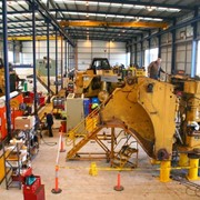 Earthmoving Equipment Repairs