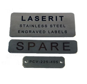 Stainless Steel Labels | Laserit