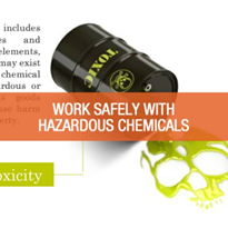 Work Safely With Hazardous Chemicals Course