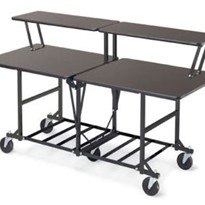 Single & Two-Tier Catering Tables | SICO®