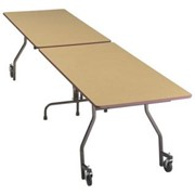 Mobile Folding Tables | LB